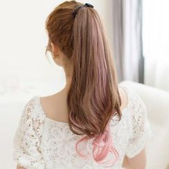 LUMAN - Ponytail Extension - Gradient Wavy