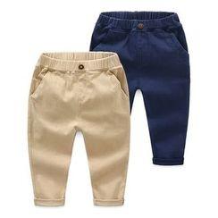 貝殼童裝 - 兒童褲