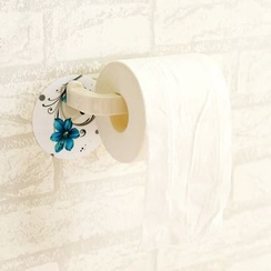 Showroom - Wall Adhesive Toilet Roll Holder