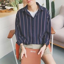 Arthur Look - Striped Shirt