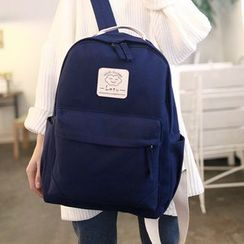 Seok - Applique Backpack