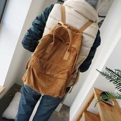 Seok - Corduroy Backpack