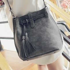 Youshine - Tassel Bucket Bag