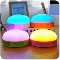 Momoi - Wireless Bluetooth Speaker with LED Light