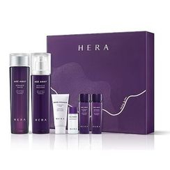 HERA - Age Away Intensive Set : Water 150ml + Emulsion 120ml + Free gift