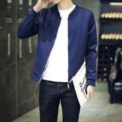Seoul Boy - Zip Baseball Jacket Jacket