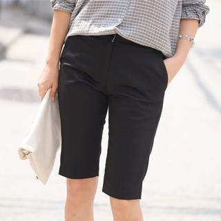 45SEVEN - Cotton Blend Shorts