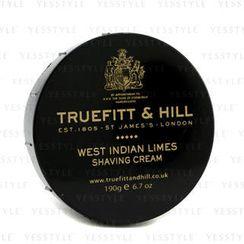 Truefitt & Hill - 西印度苦橙 剃须乳霜