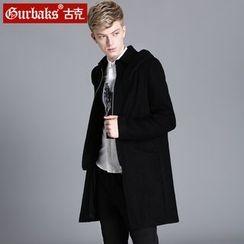 Gurbaks - Zip Hooded Coat