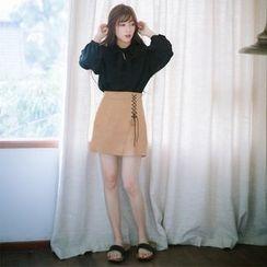 Grazia - 系带A字裙