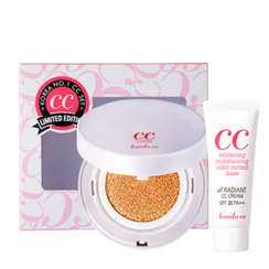 banila co. - It Radiant Set : CC Cushion + CC Cream SPF35 PA++ (#BE20)