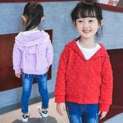 Matatabi - Kids Hooded Zip Jacket