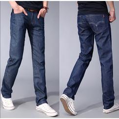 Izme - 直筒牛仔裤
