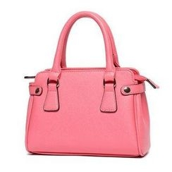 Princess Carousel - Faux-Leather Handbag