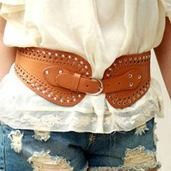 Follow Me - Laser Cut Elastic Belt