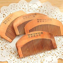 SunShine - Wooden Comb