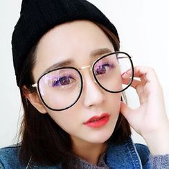 Sunny Eyewear - Oversized Round Glasses