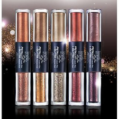 touch in SOL - Metallist Liquid Foil & Glitter Shadow Duo 2.2ml (9 Colors)