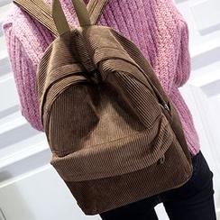 I.O.U - Corduroy Backpack