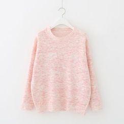 Meimei - 圓領毛衣