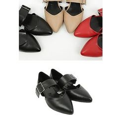 REDOPIN - Pointy Mary Janes