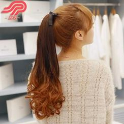 Pin Show - Ponytail - Gradient & Wavy