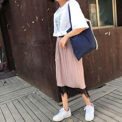 Eva Fashion - 風琴褶裙