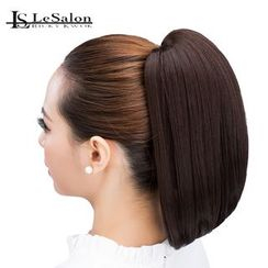 LeSalonWigs - Medium Long Straight - Pony Tail Hair Piece