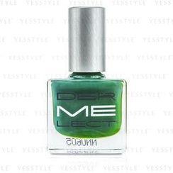 DERMELECT - ME Nail Lacquers - Vivacious (Verdant Pine Green)