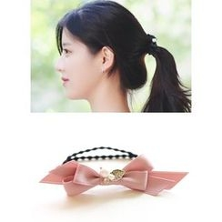 kitsch island - Layered Bow Hair Tie