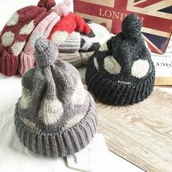 INKLEE - Dotted Beanie