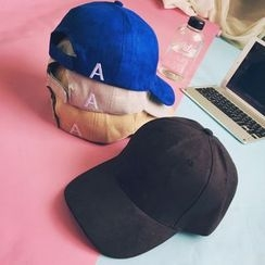 FROME - Faux Suede Baseball Cap