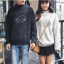 Bestrooy - Couple Matching Thick Sweater