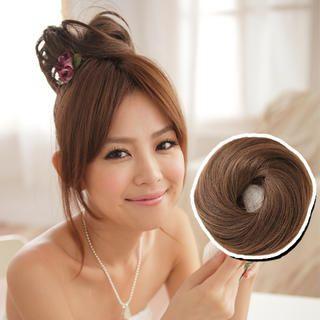 clair beauty hair bun yesstyle