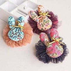 Chapa - Kids Rabbit Pattern Hair Clip