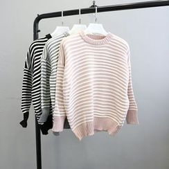 Phantasy - Stripe Knit Top