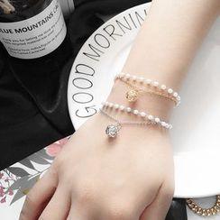 Kristina - Bell Bracelet