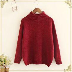 Fairyland - Mock Neck Sweater