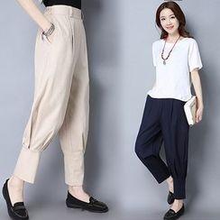 Salisha - Linen Harem Pants