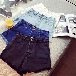Shimi - Denim Shorts