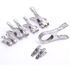 Evora - Stainless Steel Clothes Pegs