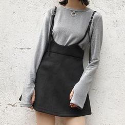 Windflower - A-Line Jumper Skirt