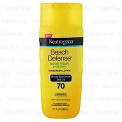 Neutrogena - Beach Defense Sunscreen Lotion SPF 70 PA+++