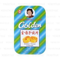 Golden - Golden Throat Lozenges