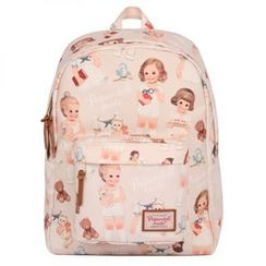 iswas - 'Paper Doll Mate' Series Backpack