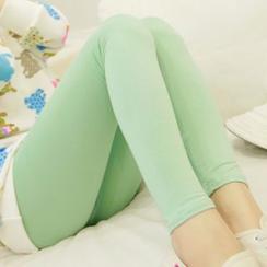 DORRIE - 纯色内搭裤