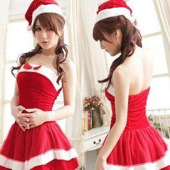 Cosgirl - 聖誕派對服裝