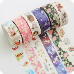 Fun House - Printed Masking Tape