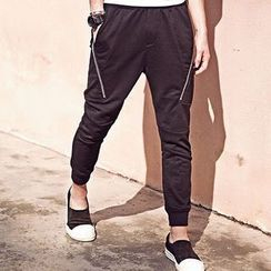 Dot2Dot - Plain Jogger Pants