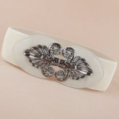 Goldenrod - Filigree Elastic Belt